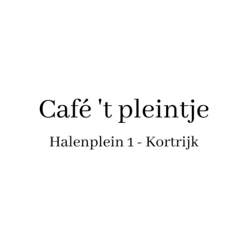 Café 't Pleintje Kortrijk